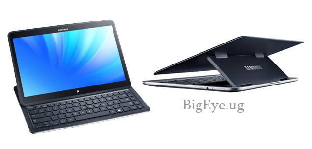 Samsung has launched a dual OS hybrid tablet cum laptop called Ativ Q.