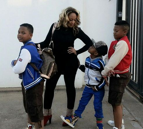 Zari and sons