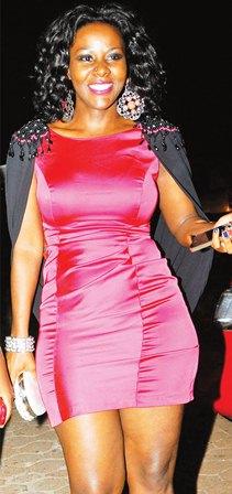 BREAKING NEWS: Desire Luzinda Once Again Makes 25 Years of