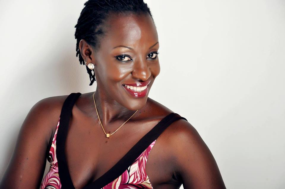 Irene Ochwo host of the mid-morning show on Radio One (FM 90)