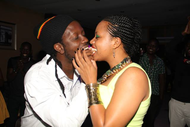 Bebe Cool and Zuena