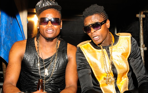 Mayanja brothers - Chameleone and Pallaso