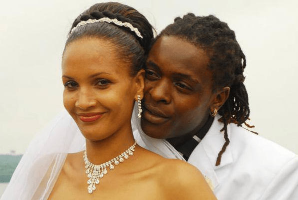 Chameleone and wife Daniella