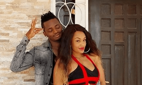 Zari and Diamond Platnumz