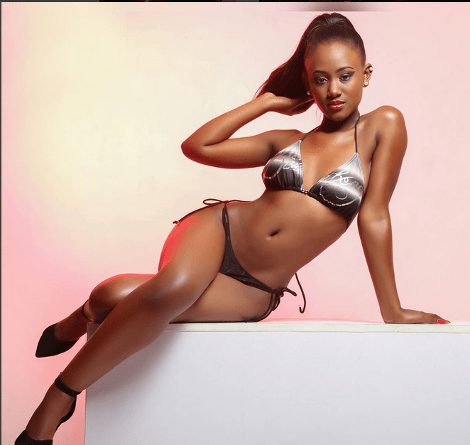 Model Jackie Kembabazi