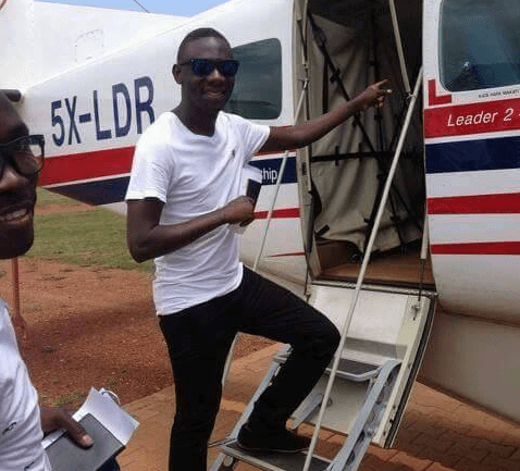 Pr. Wilson Bugembe hires private jet