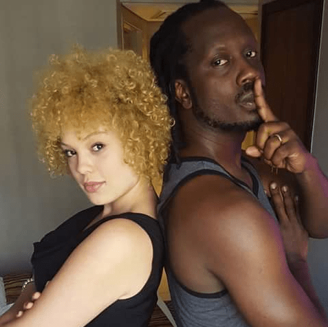 Bebe Cool and Miss Patty Monroe