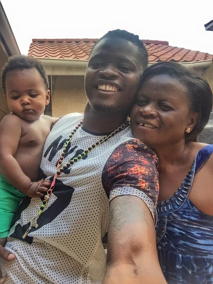 Pallaso and Mum