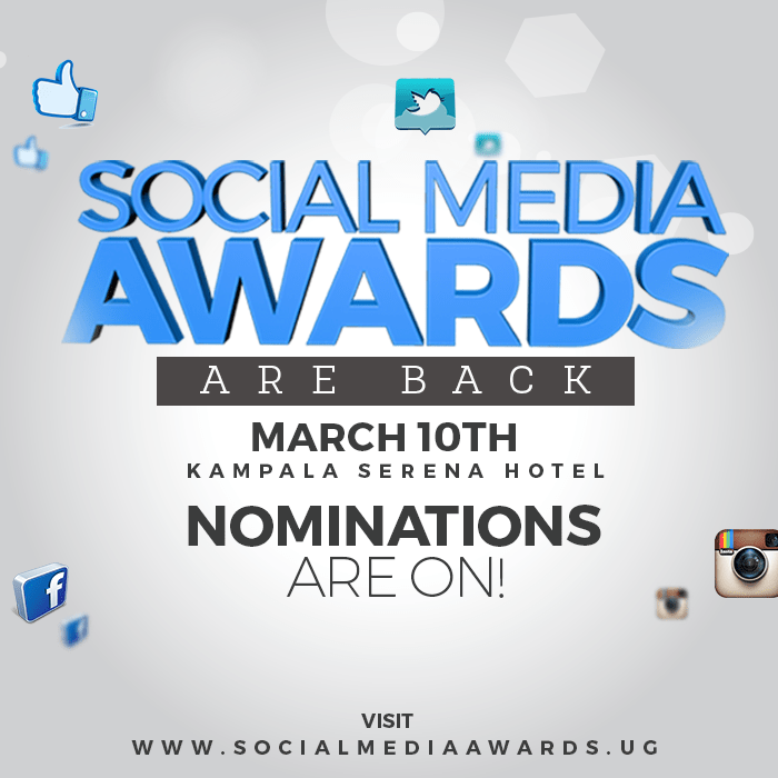 uganda social media awards