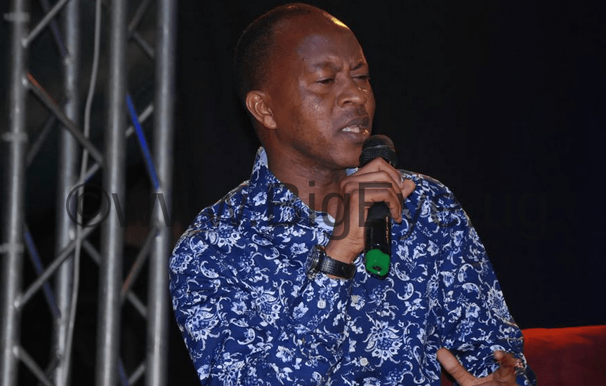 Alex Muhangi comedy show at Laftaz