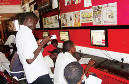 Online Sports Betting uganda