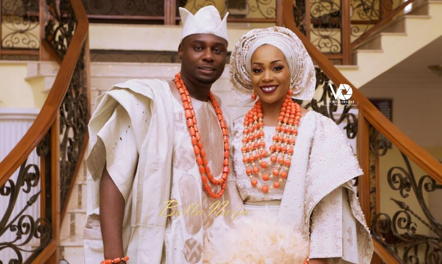 Davido's sister Ashley Coco weds lover