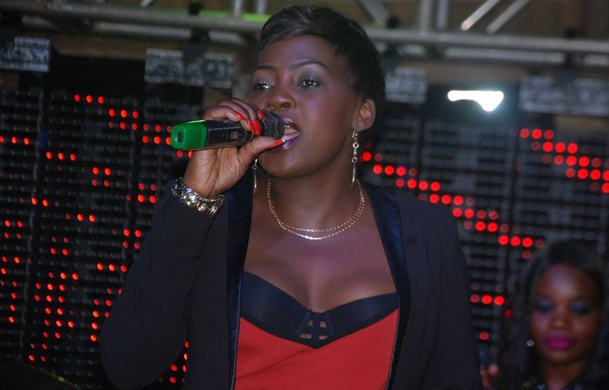 Maro and Iryn Namubiru thrill fans at Laftaz Lounge