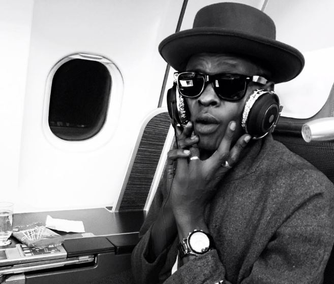 Chameleone jets off to the US