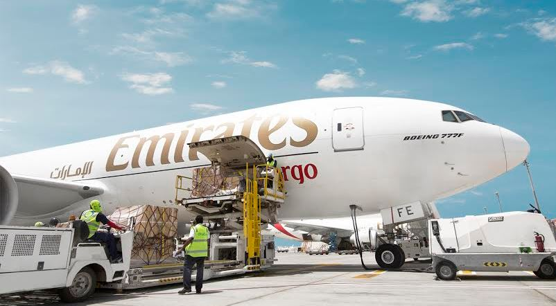 Emirates SkyCargo launches new Hong Kong-Delhi freighter service.