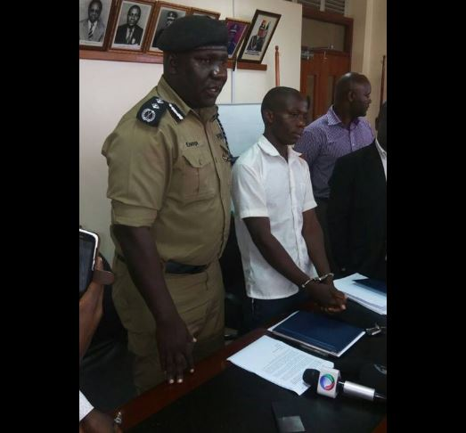 Moses Katende, a prime suspect in the Jeff Kiwa child sacrifice scandal has been arrested.