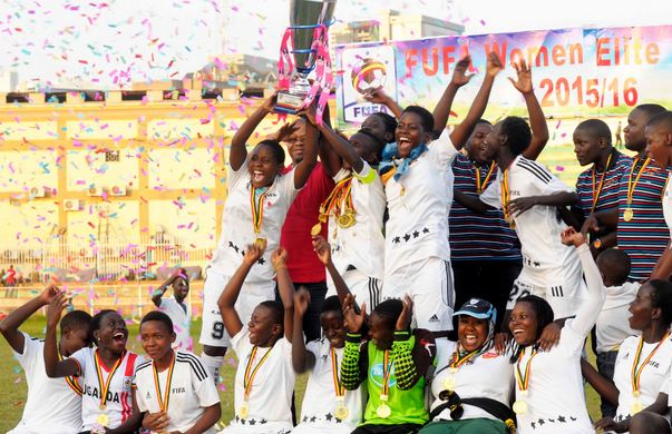 Kawempe Muslim Women FC crowned FUFA Women Elite League champions