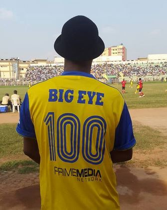 StarBoss Big Eye named KCCA FC ambassador