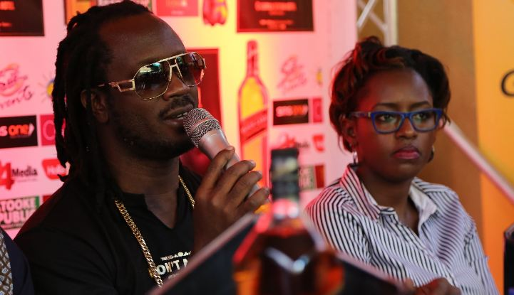 Life of Bebe Cool concert press conference
