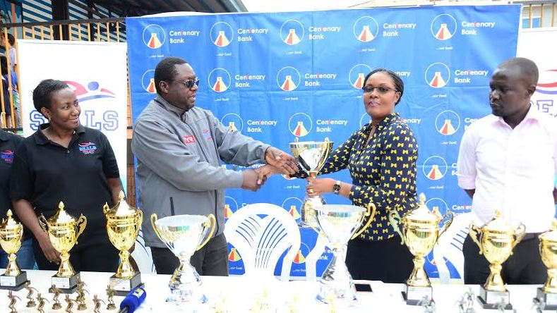 Centenary Bank announces sponsorship package for the second edition of the Seals Invitational Swimming Gala