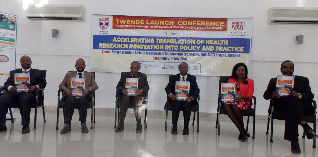 Ambitious project to kick TB out of East Africa launched
