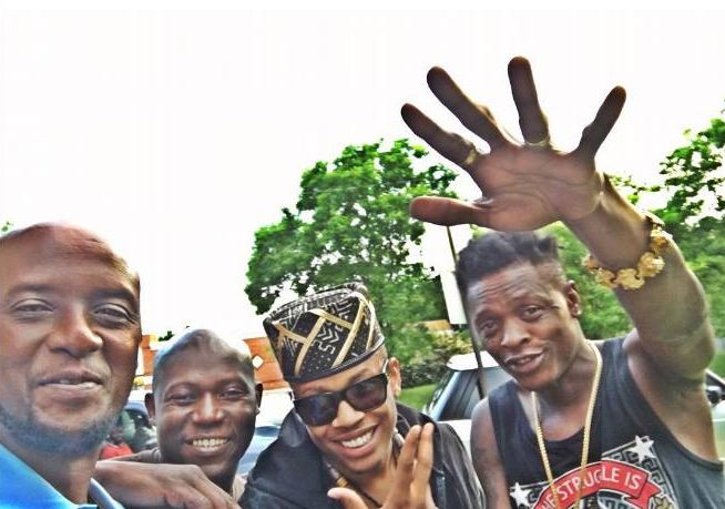 Chameleone and King Kanja