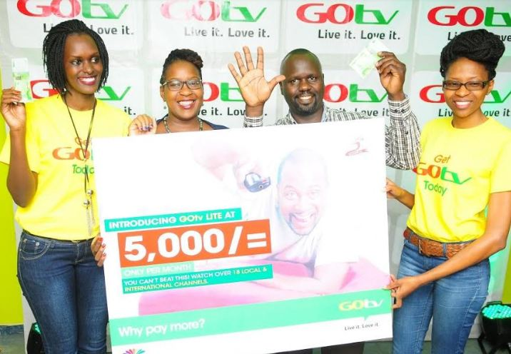 GOtv introduces new monthly subscription for 'GOtv Lite' at