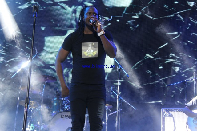 Life Of Bebe Cool concert