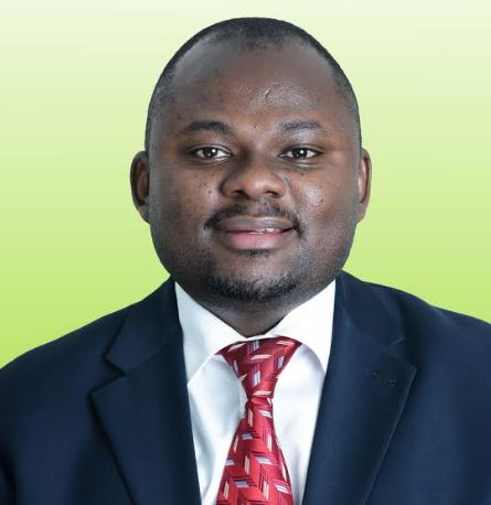 Mathias Muhimbisa, Executive Director KCB Bank Uganda