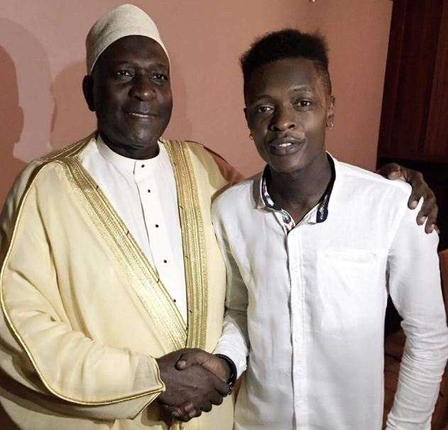 Chameleone and Sheikh Muzaata