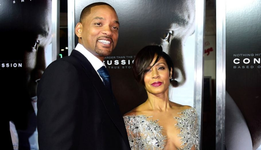 Will Smith and wife Jada Pinket