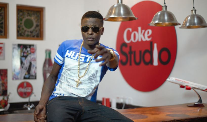 Chameleone on Coke Studio Africa