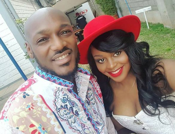 2Face Idibia and Rema Namakula