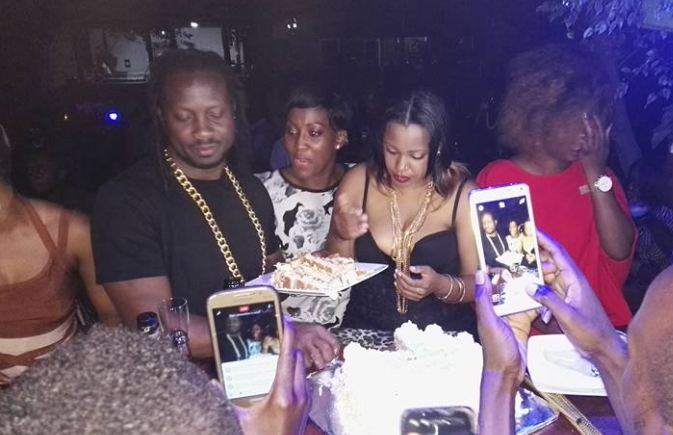 Bebe Cool birthday party