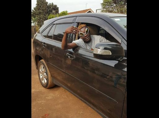 King Saha acquires new ride