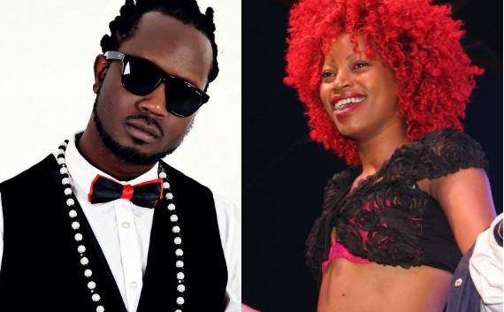 Bebe Cool and Sheebah Karungi