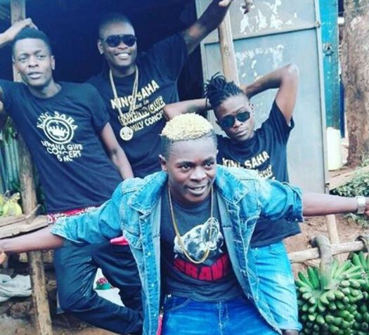 Jose Chameleone, Weasel, Pallaso and King Saha