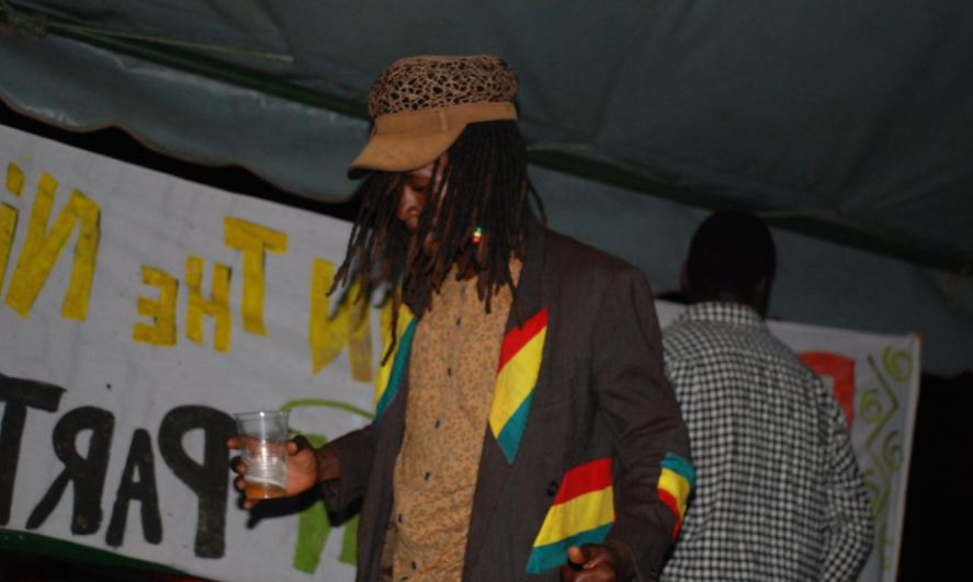Reggae on the Nile festival