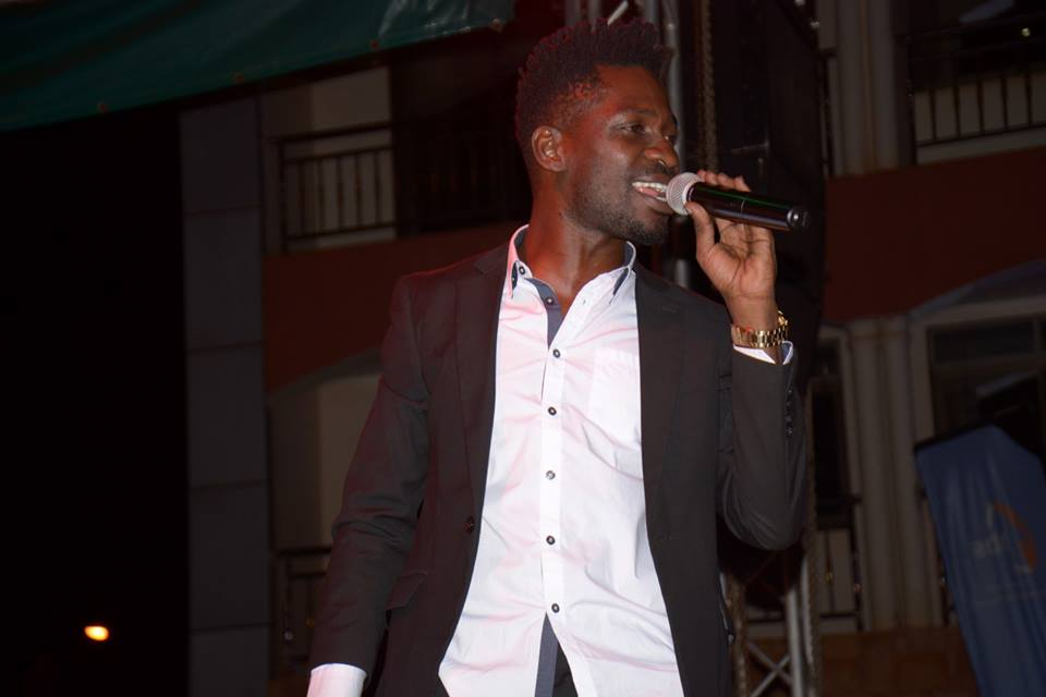 "Bobi Wine at ""Nkuziniremu-Self Contained"" concert"