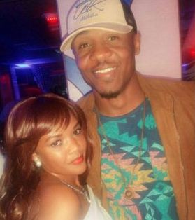 Ali Kiba and Zuleha Hassan