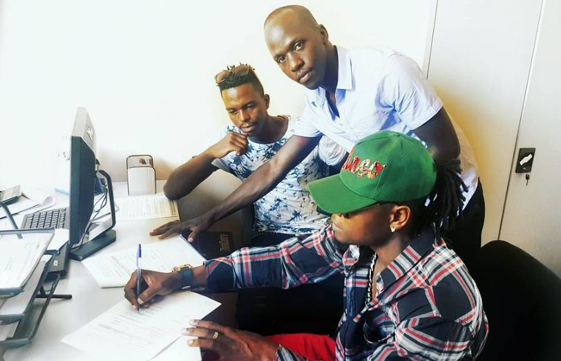 Pallaso signs deal with Lutheran World Federation