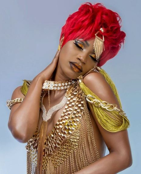 Sheebah Karungi 2017 photo shoot