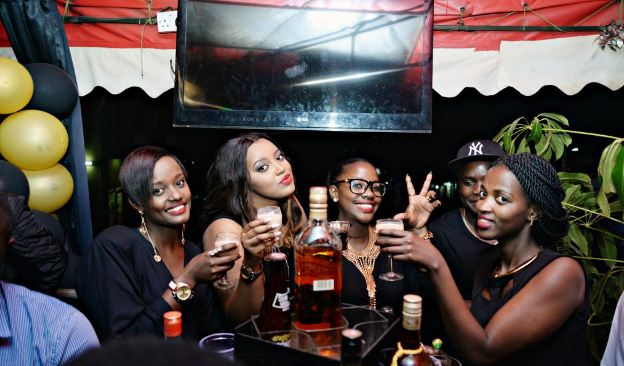 Revelers enjoy a great time at Koko bar and lounge