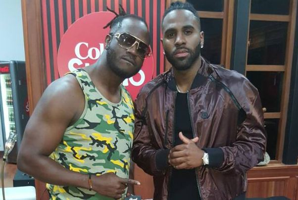 Bebe Cool and Jason Derulo