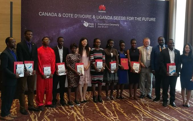 Huawei Seeds for the Future program
