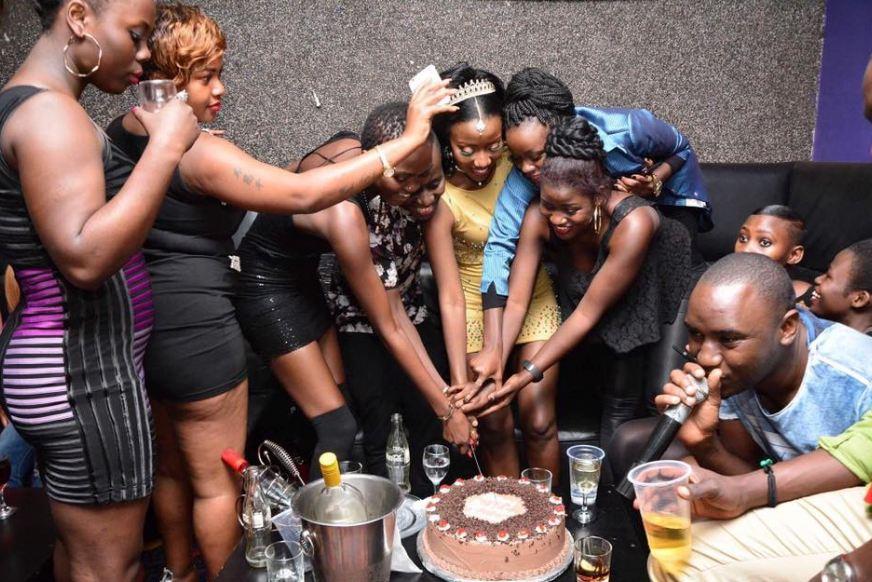 Lydia Jazmine  birthday party