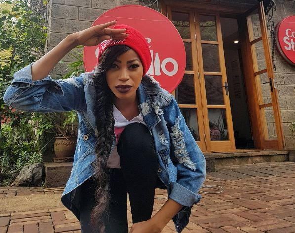 Sheebah Karungi on Coke Studio Africa