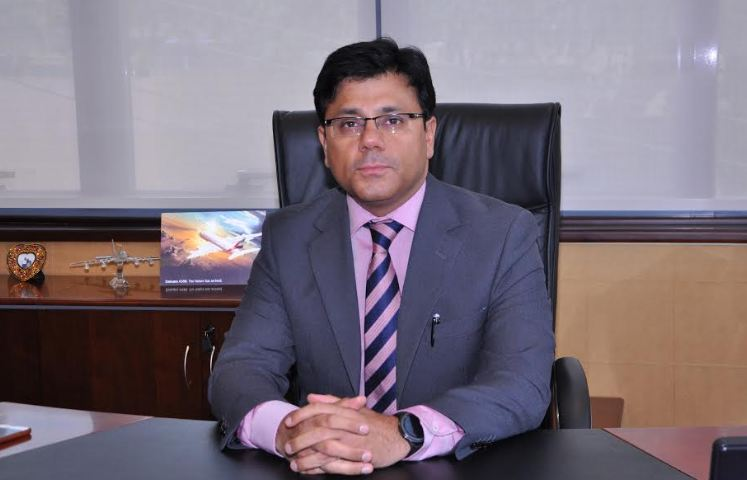 Puneet Kohli, the new Emirates Country Manager for Uganda.