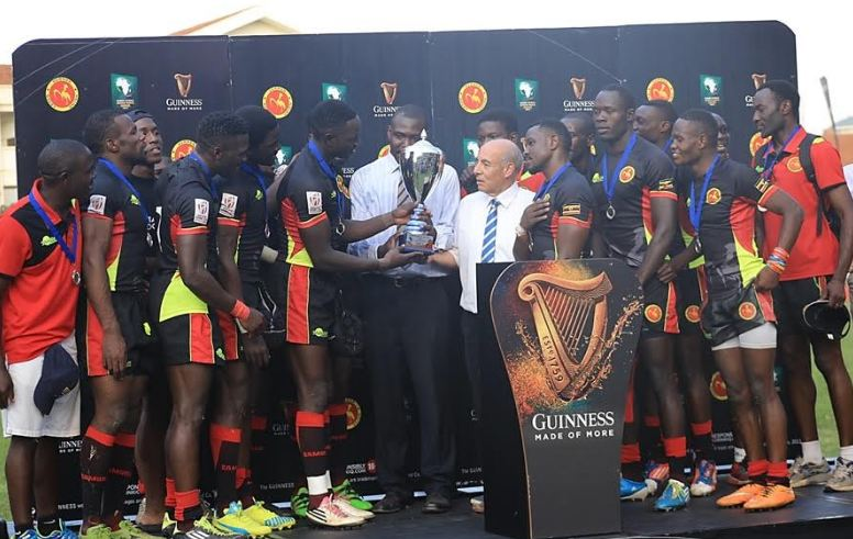 Rugby Cranes crowned Rugby Africa Men's Sevens champions