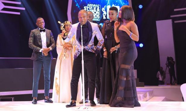 Abryanz Style and Fashion Awards winners